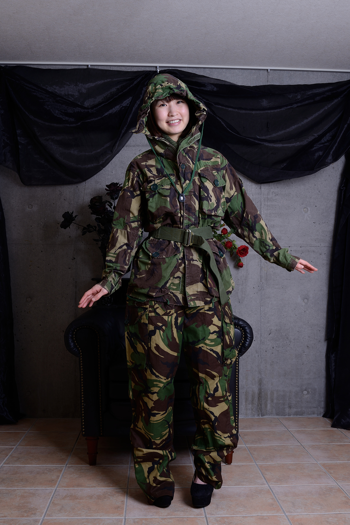 Windproof Arctic Smock&Trousers