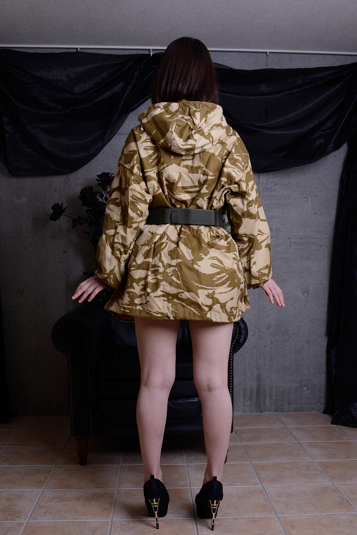 SASスモック/2003年イラク戦争余剰放出品