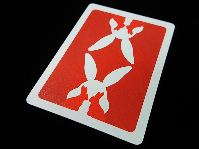 Rabbit Playing Cards (4)