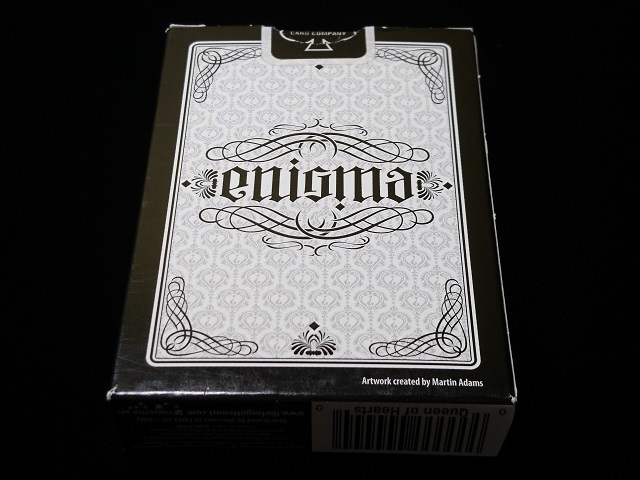 Enigma Deck (BICYCLE) (2)