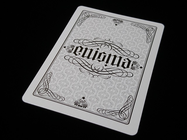Enigma Deck (BICYCLE) (3)