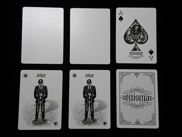 Enigma Deck (BICYCLE) (4)