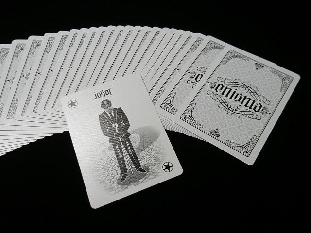 Enigma Deck (BICYCLE) (6)
