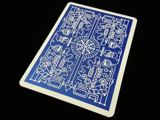 Snowman Playing Cards (9)