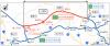 新名神高速道路 新四日市JCT~亀山西JCT