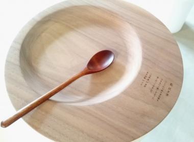 旭川デザインウィーク 2019_旭川デザインセンター PLAN DE SPOON 「プロが削る木のスプーン達」