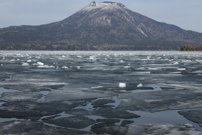 7325 阿寒湖