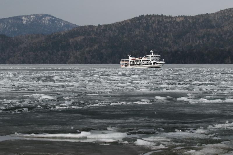 7375 阿寒湖観光船
