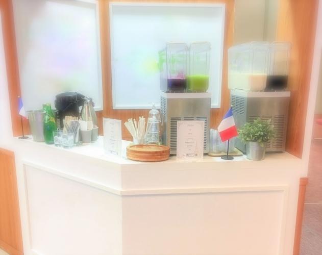 大阪国際会議場 学会 ドリンク 展示会 ケータリング カフェケータリング