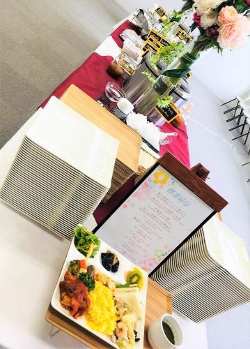日本医科大学 橘桜会館 ケータリング パーティー コーヒーブレイク 学会 国際会議 conference