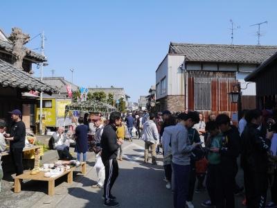 酒蔵通り(2)