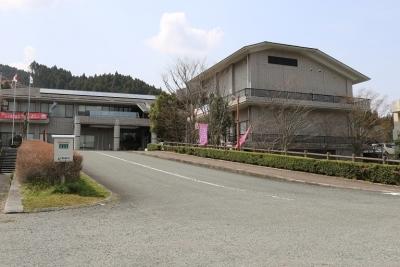 村役場小石原庁舎