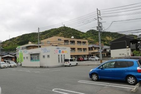 目印の建物