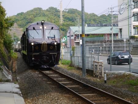 高田駅~道ノ尾駅間