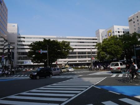 JR博多駅筑紫口