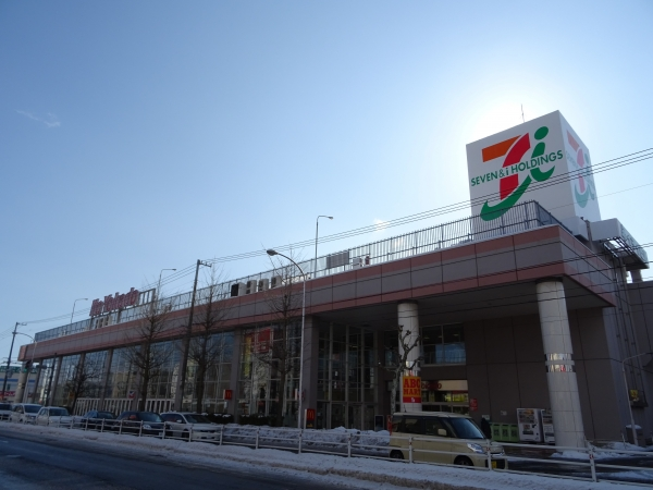 イトーヨーカドー函館外観
