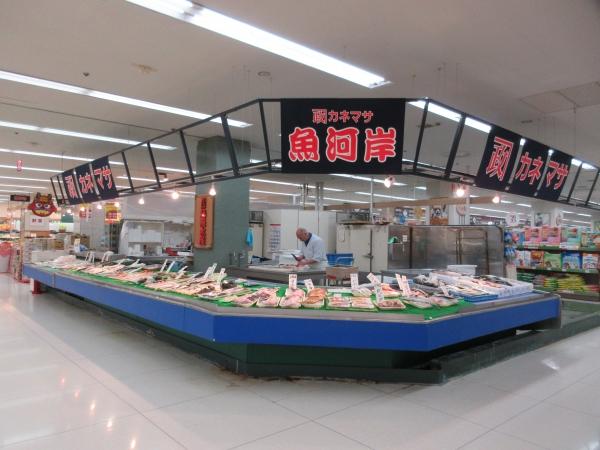 鮮魚専門店