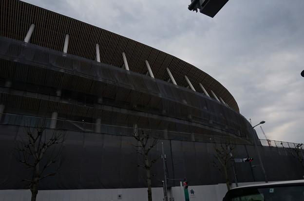 2019.3の新国立競技場その3