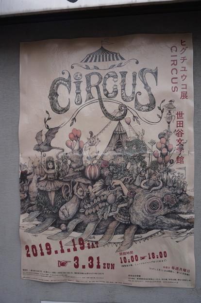 CIRCUSポスター