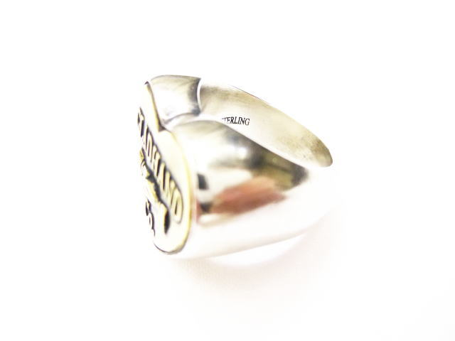 GLAD HAND BUTTON RING