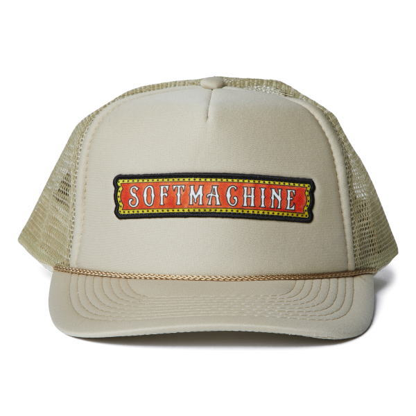SOFTMACHINE RED LIGHT SIGN CAP