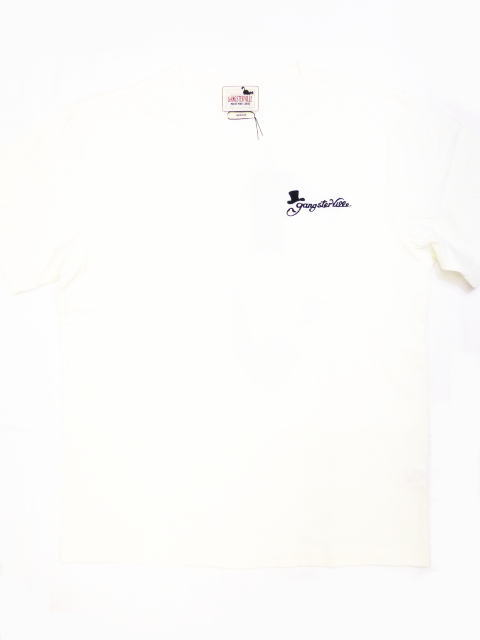 GANGSTERVILLE THE MIXTURE 7.19-S/S V-NECK T-SHIRTS