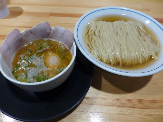 麺や 清流@15サンマ水つけ麺 その3 1