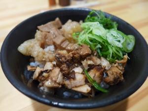 麺や 清流@15サンマ水つけ麺 その3 4