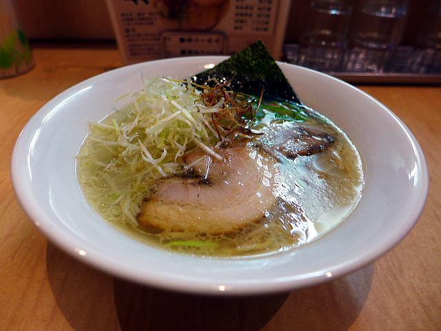 麺や 向日葵@01塩らーめん 1