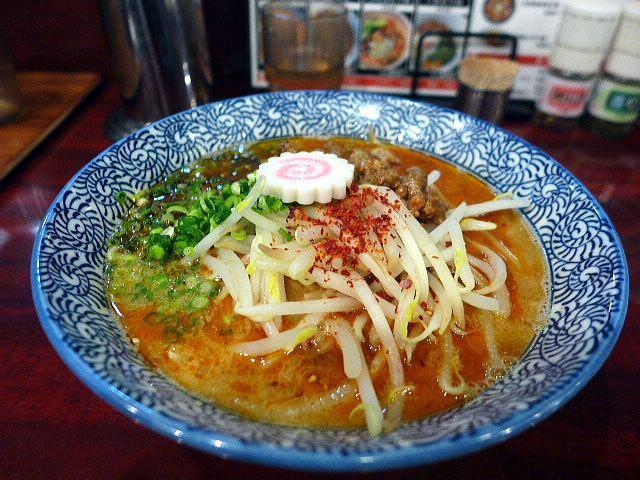 自家製麺 魚担々麺・陳麻婆豆腐 dan dan noodles@01海南チキンライスSET 1