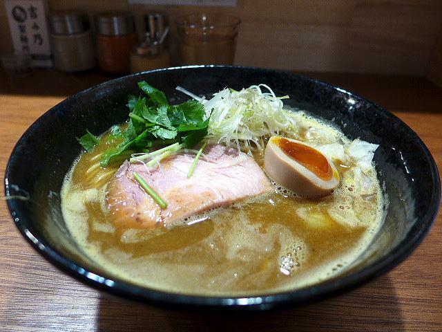 吉み乃製麺所@04濃厚カレーらーめん 1