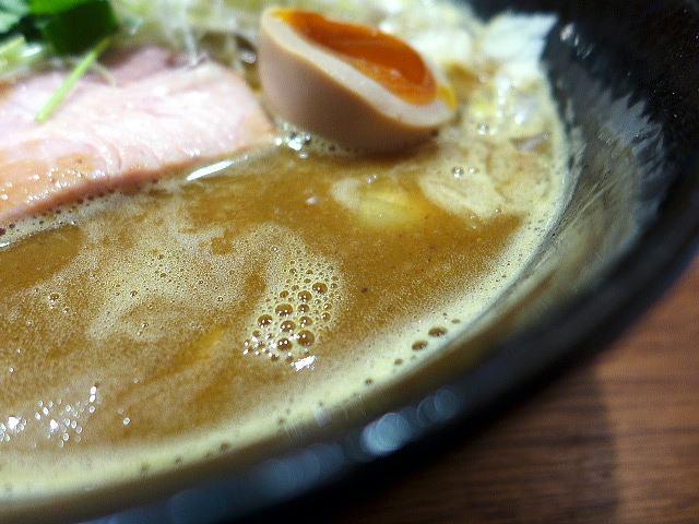 吉み乃製麺所@04濃厚カレーらーめん 2