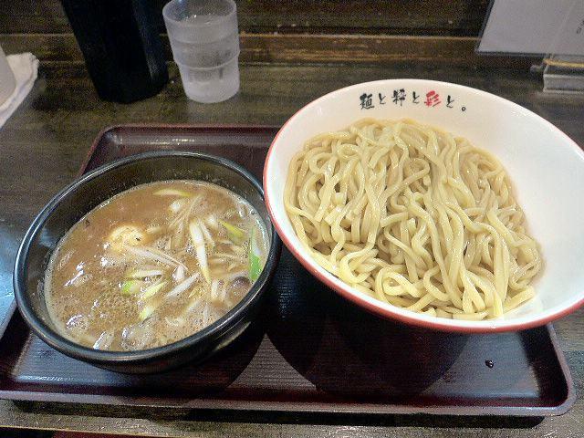 麺屋 彩々 昭和町本店@09味噌つけ麺(並) その3 1