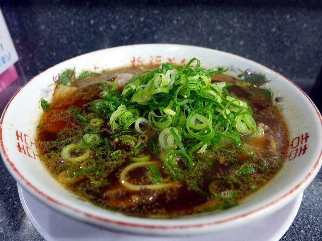 新福菜館 守口店@01並+小焼き飯 1