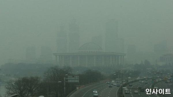 大気汚染世界1位韓国のソウル市!2位韓国の仁川市!4割以上のディーゼル車や老朽化した火力発電所が主な原因