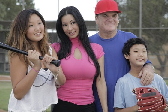 整形韓国人と結婚したメジャーリーガーのピート・ローズ