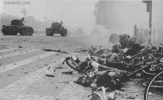 20190604天安門事件30年・自国民大虐殺する支那の権力者は日本人大虐殺に躊躇なし・64事件、北京大虐殺