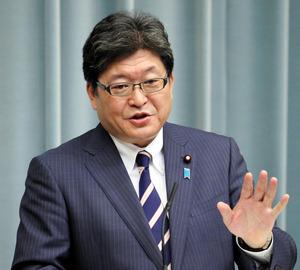 萩生田氏の発言、広がる波紋 消費増税延期に言及