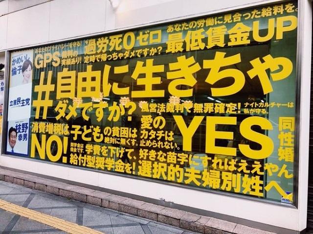 20190617立民の亀石倫子を落選させよう!窃盗団や北朝鮮を守り、日本国民の生命や財産を守らない超悪徳弁護士