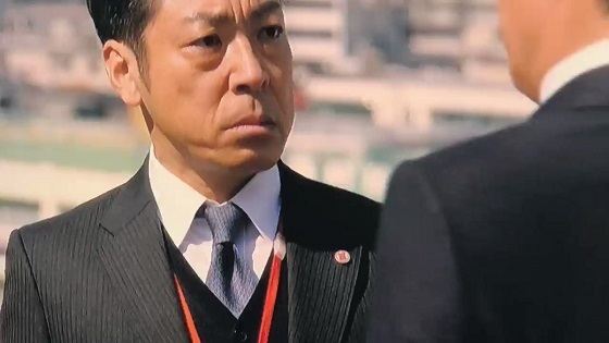 「集団左遷!!」(2019年4月 - 6月、TBS) - 真山徹役で出演の香川照之
