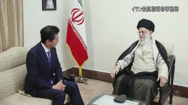 """イラン ハメネイ師""""米との交渉を拒否する考え"""""""