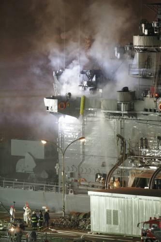 自衛隊の装備品とか支那製の話題になると、どうしても支那製の保冷温庫を艦内に置いて発火して火災となってしまった護衛艦「しらね」のことを思い出してしまう!