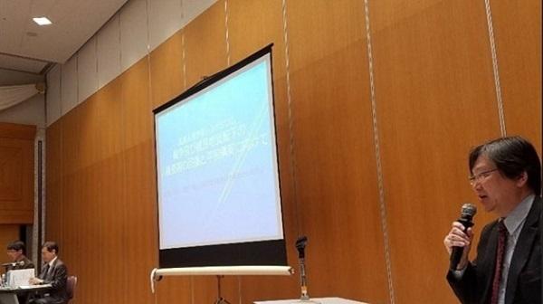 韓日の弁護士団体、東京で徴用問題を議論するシンポジウム開催 大韓弁護士協会のシン・ヒョンホ