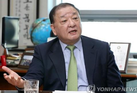 【共同通信】韓日議連会長「日本大使や日本議員は『日本企業による賠償を妨害しない』と言っている」
