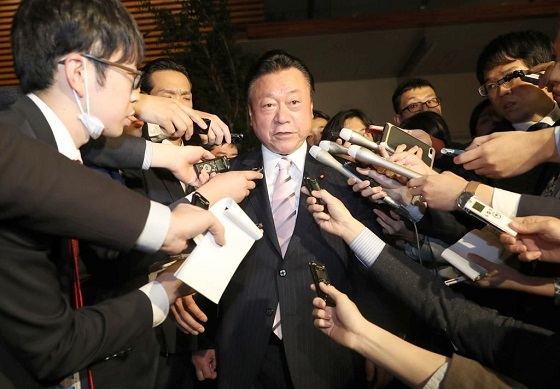 桜田氏更迭で攻勢強める野党「平成の膿は平成のうちに」