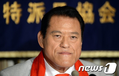 20190606アントニオ猪木、北朝鮮訪問!国会開会中に北朝鮮政府の要人らと会談・参院選には不出馬「出ない」