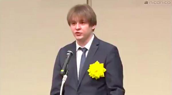 20190503ウクライナ人「護憲派の主張はウクライナの過ちと酷似。言葉で戦争を止めれるならその言葉教えて」