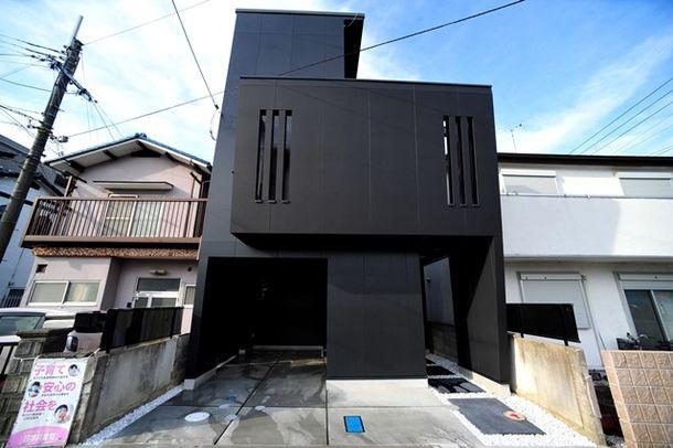 滋賀,滋賀県,注文住宅,モダン住宅,デザイナーズ住宅,一級建築士事務所