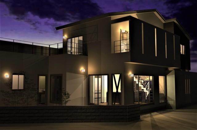 京都,滋賀,注文住宅,モダン住宅,デザイナーズ住宅,一級建築士事務所