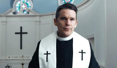 『魂のゆくえ』 イーサン・ホークは静かに牧師役を熱演している。
